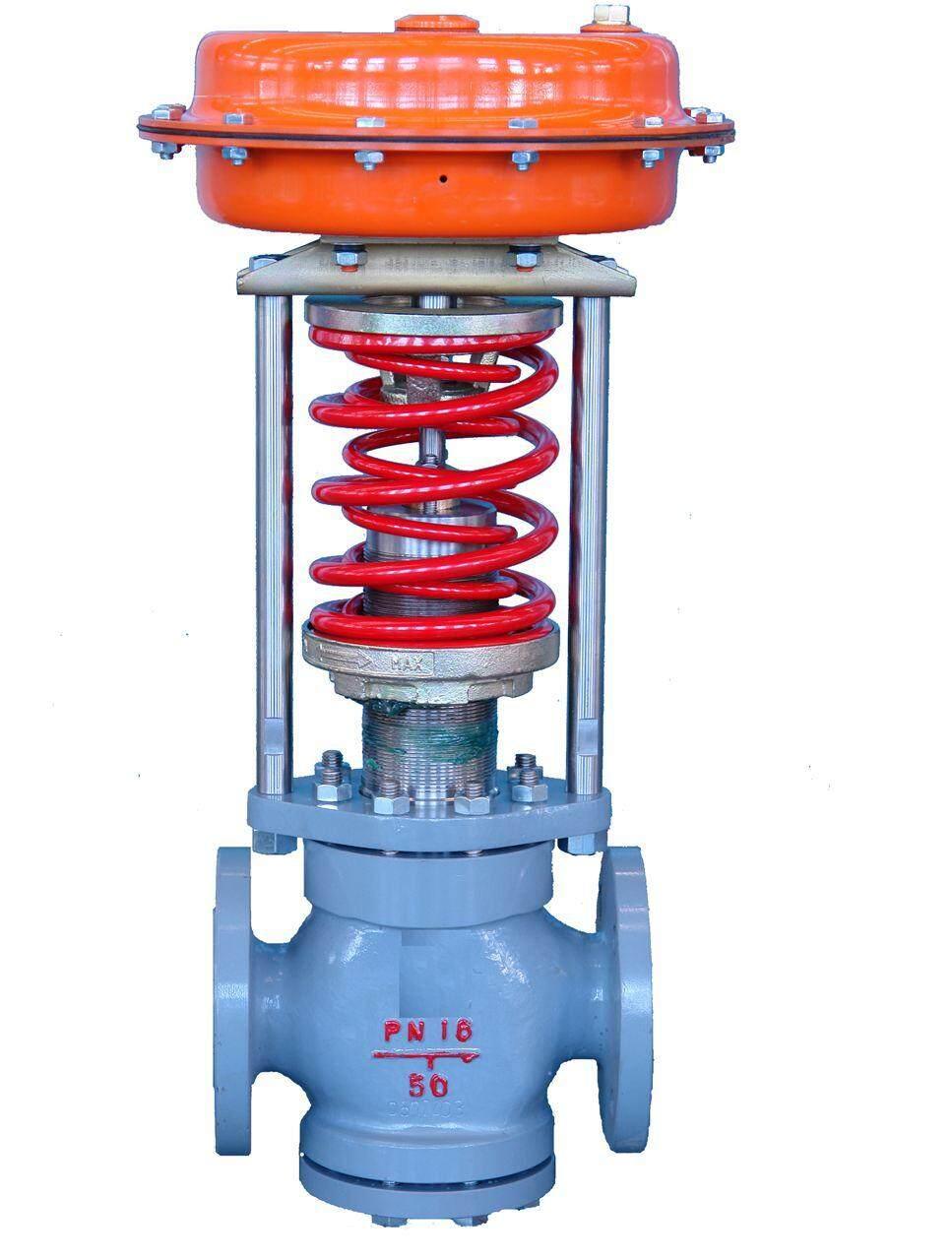 自力式蒸汽压力调节阀图片