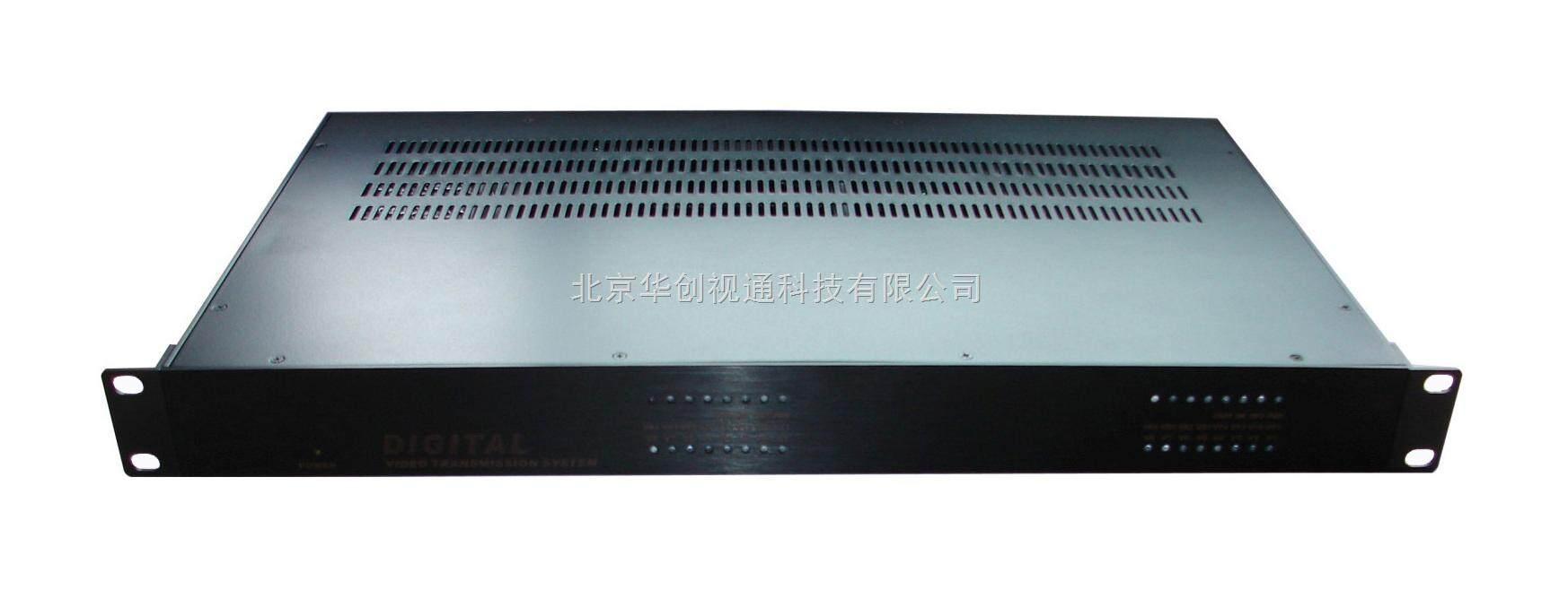 金视AES音频光端机