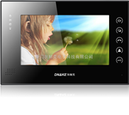 G6款免提可视室内分机-狄耐克G6款免提可视室内分机