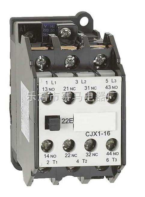 cjx1-12/22交流接触器