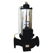 G系列低噪音屏蔽式管道泵