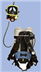5L氣瓶呼吸器 呼吸器產地