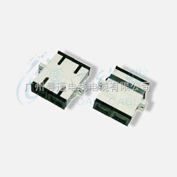 SC双工光纤适配器设备