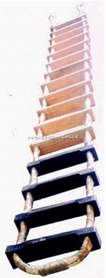 登乘梯 船用绳梯 软梯产地