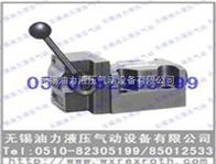 日本油研手动阀 DMG-01-3D2-10