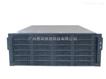 思訊48盤位IP-SAN高清磁盤陣列,高清磁盤陣列