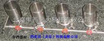 MT01-4四联不锈钢溶液过滤器(全套) 型号:MT01-4 库号:M402263