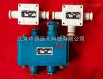 矿用本安电路用接线盒(含煤安证/防爆证) (2通)升级JHH2 库号:M297116