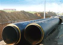 山西直埋预制聚氨酯泡沫塑料保温管优质生产商