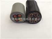 聚氨酯PUR 抗扭曲机器人电缆 4*1.5进口替代 IGUS国标 纯铜