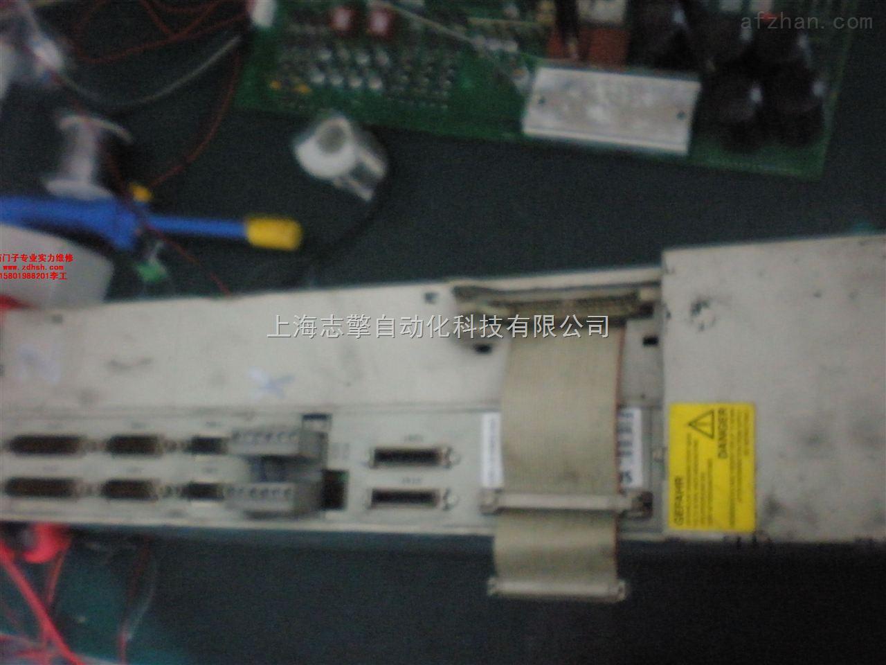 西门子6SN1123使能无输出维修