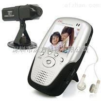 婴儿无线视频传输器 室内小型无线发射器 无线监控器材