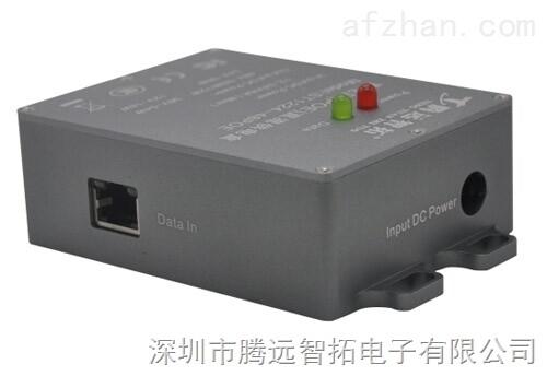 腾远智拓POE供电盒安防监控设备无线网桥无线监控建筑工地监控安防监控