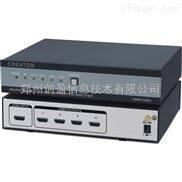 快捷HDMI分配器Pt-HDMI104DA 河南