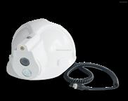 SF-Q2-4G头盔,矿区无线监控,高清4G单兵头盔
