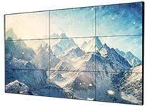 蘭州液晶拼接屏顯示系統,海康威視46寸LCD液晶監視器