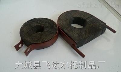 哪里有太原防腐木托,松木防腐管道木托供应商