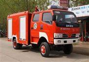 东风多利卡四驱森林消防车