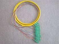 fc/apc束状尾纤