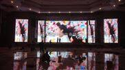 汕頭P4室內全彩LED顯示屏清晰度能達到多少