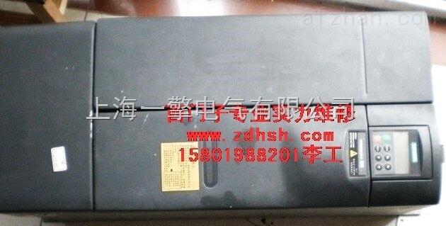 MM440变频器上电无显示