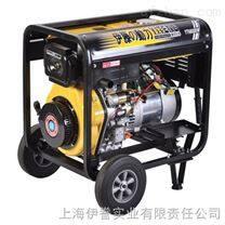 上海190A柴油自发电电焊机报价