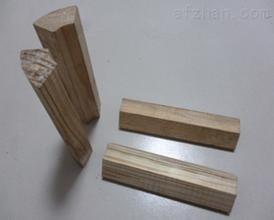 沥青防腐管道木托厂家