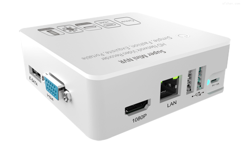 微型网络硬盘录像机HA-N6200-8E