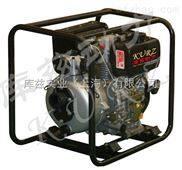 3寸柴油高压消防水泵流量多大