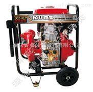 3寸灌溉柴油高压消防水泵特卖