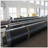 钢套钢复合蒸汽保温管