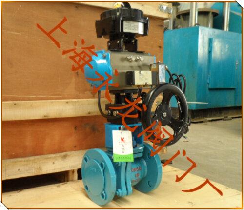 氯气紧急切断阀    氯碱工业阀门紧急切断阀:氯气电动紧急切断阀是图片