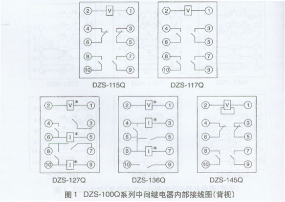 3,内部接线图