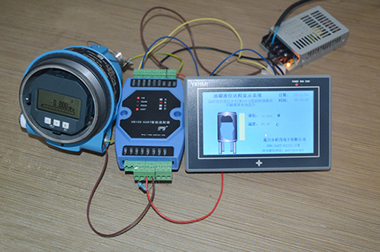dbus转换器与触摸屏通讯
