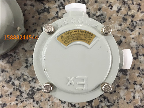 bhd51-h/dn20/90度直角防爆接线盒
