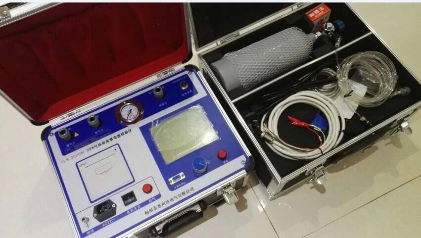 sf6气体密度继电器校验仪产品特征