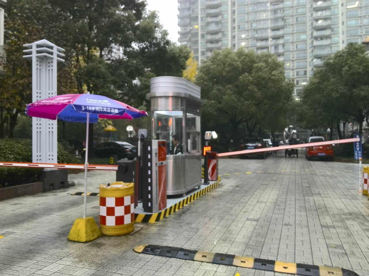 hj966c-中山车牌识别道闸-中山车牌识别停车场系统安装