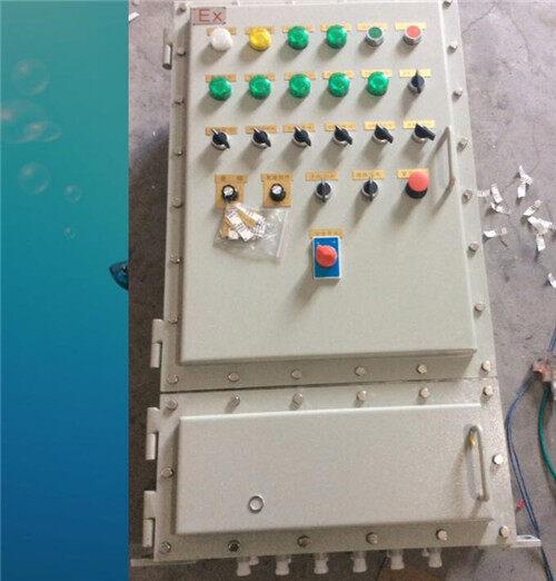 加热器控制反应釜温度防爆控制箱