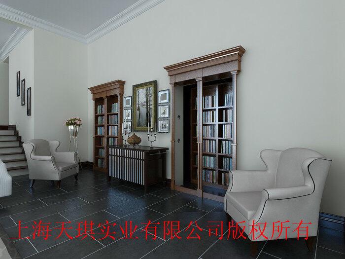 家庭密室门图片