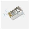 RJ45-水晶头超五类屏蔽RJ45水晶头